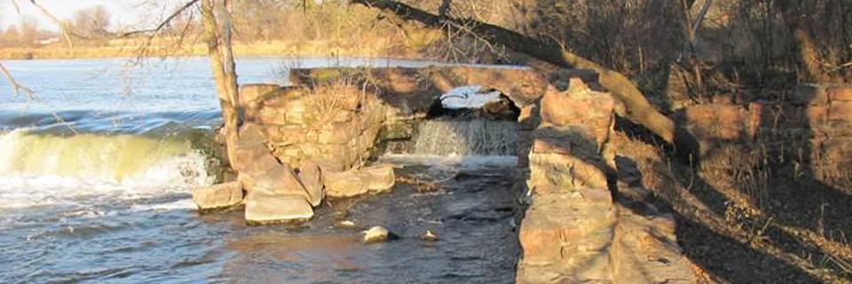 Saint Olaf Roller Mill & Power Dam